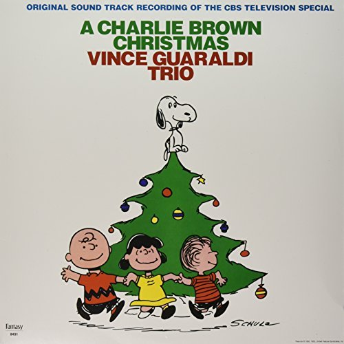 Vince Guaraldi Charlie Brown Christmas Green Vinyl