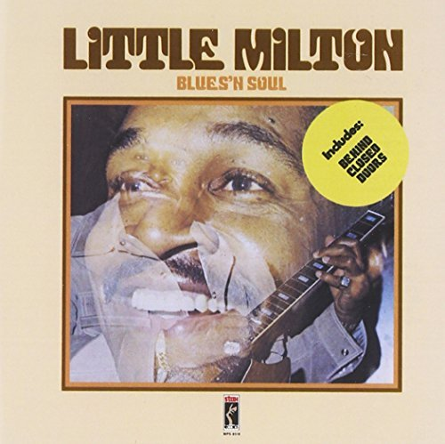 Little Milton Blues N' Soul