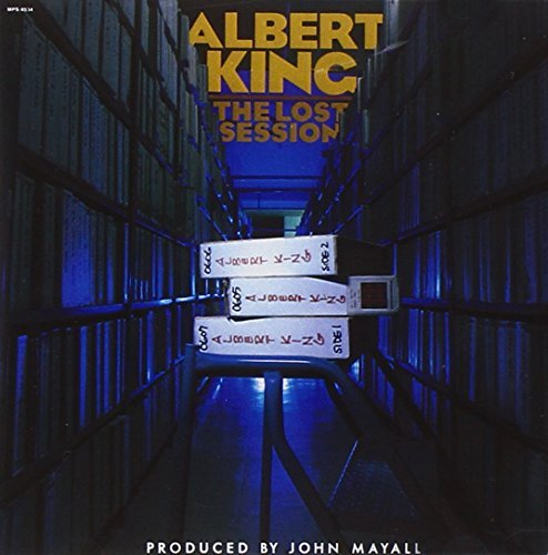 Albert King Lost Session CD R