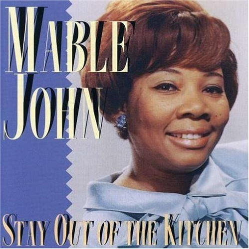 Mable John Stay Out Of The Kitchen CD R