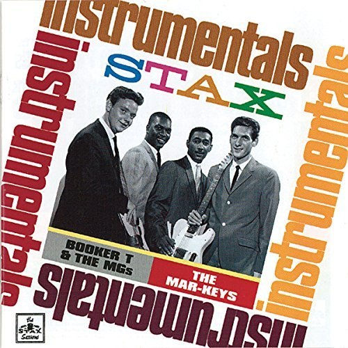 Booker T. & The Mg's Mar Keys Stax Instrumentals