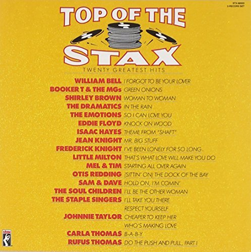Top Of The Stax Vol. 1 20 Top Of The Stax Grea Sam & Dave Hayes Redding Floyd Top Of The Stax