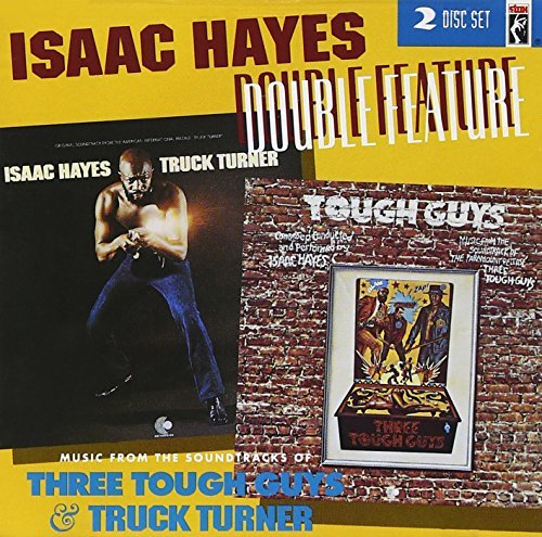 Isaac Hayes Double Feature 2 CD