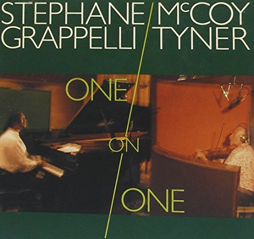 Grappelli Tyner One On One CD R