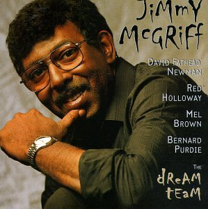 Jimmy Mcgriff Dream Team Made On Demand