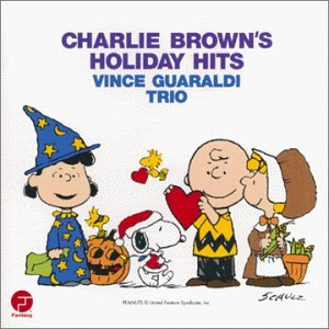 Vince Guaraldi Holiday Hits