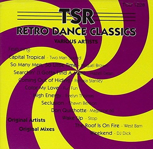 Tsr Retro Dance Classics Tsr Retro Dance Classics Two Man Sound Stanley Stop Magazine Go
