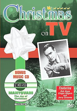 Bob Hope Christmas On Tv Clr Nr Incl Cd.