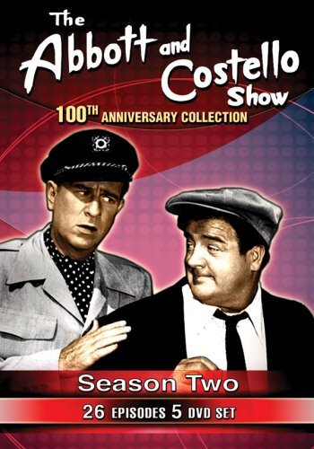 Abbott & Costello Show Season 2 100th Anniversary Col Clr Nr 5 DVD