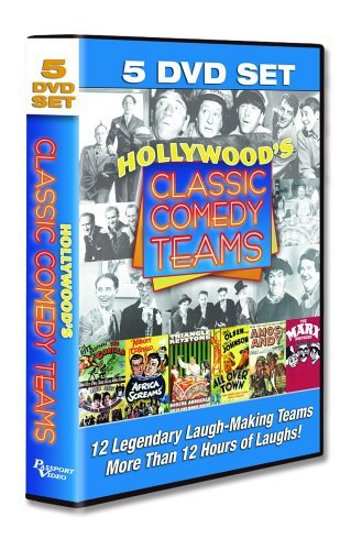 Hollywoods Classic Comedy Team Hollywoods Classic Comedy Team Clr Nr 5 DVD