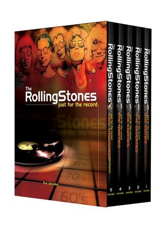 Just For The Record Rolling Stones Clr Nr 5 DVD
