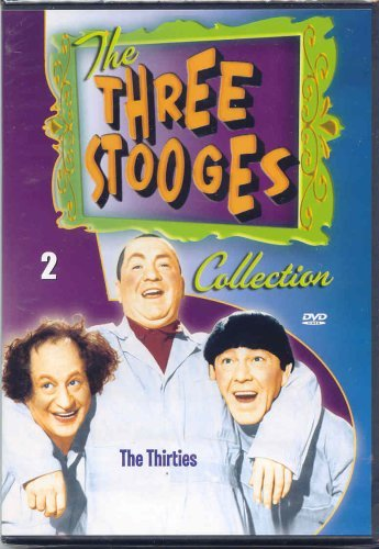 Three Stooges Collection Vol. 2 The Thirties