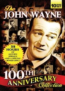 100th Anniversary Collection Wayne John Clr Nr 10 DVD