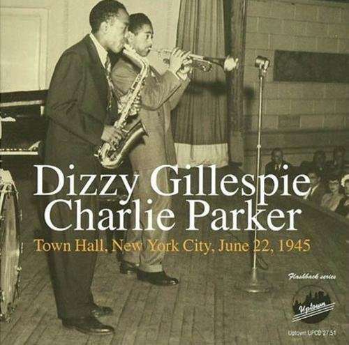 Gillespie Parker Town Hall Nyc June 22 1945