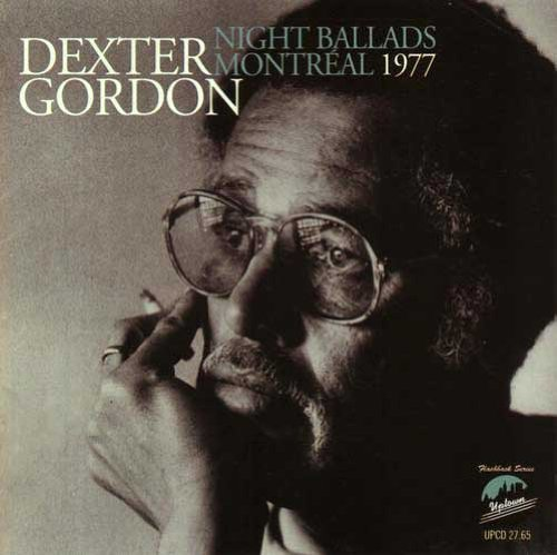 Gordon Dexter Night Ballads Montreal 1977