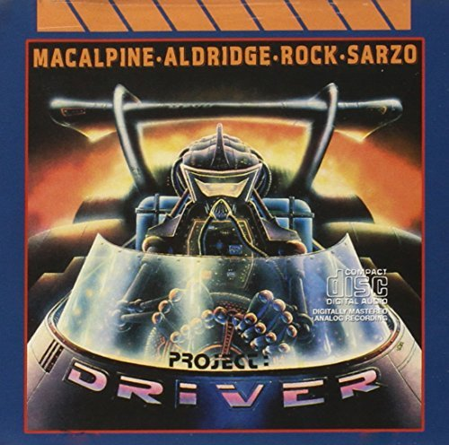 Macalpine Auldridge Rock Sarzo Project Driver