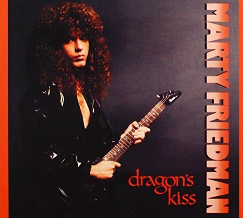 Marty Friedman Dragons Kiss