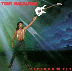 Tony Macalpine Freedom To Fly
