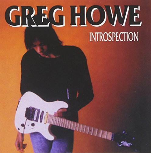 Greg Howe Introspection