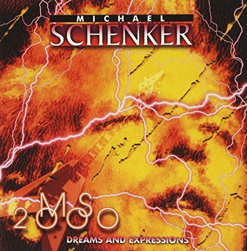 Michael Schenker Ms 2000 Dreams & Expressions