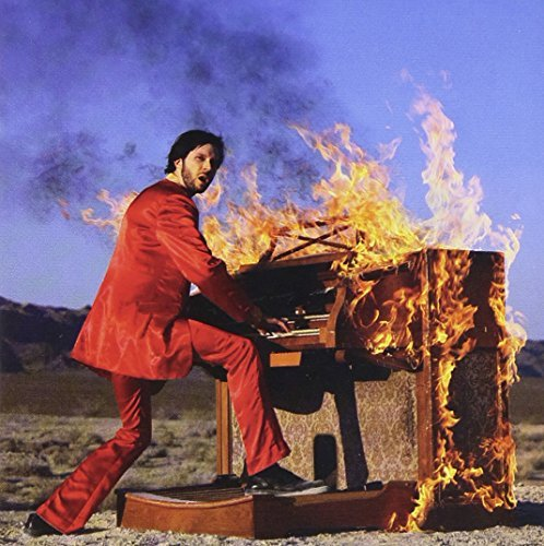 Paul Gilbert Burning Organ
