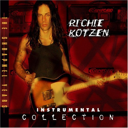 Richie Kotzen Instrumental Collection The Sh