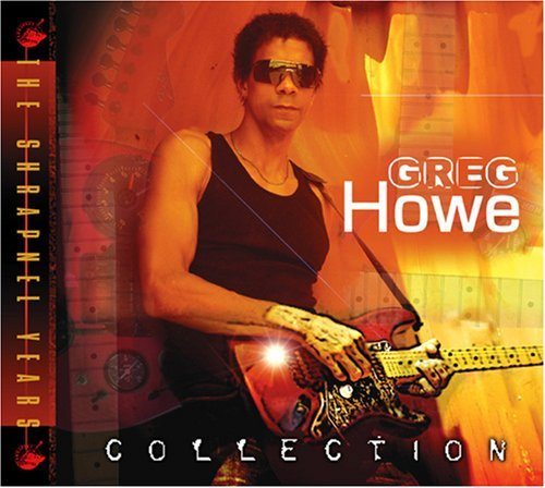 Greg Howe Collection Shrapnel Years