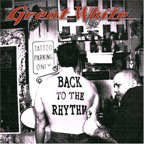 Great White Back To The Rhythm