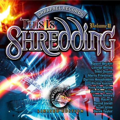This Is Shredding Vol. 2 This Is Shedding Lmtd Ed.