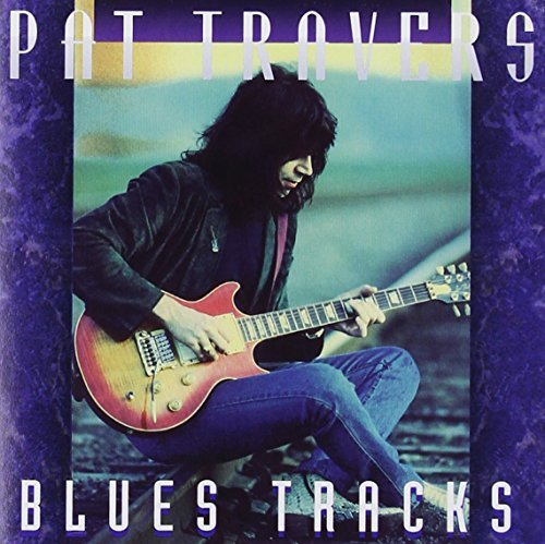 Pat Travers Blues Tracks