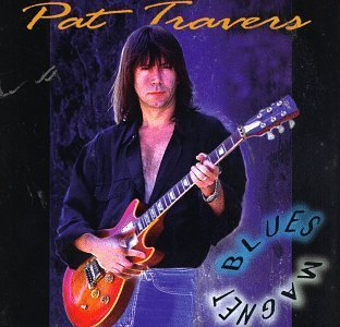 Pat Travers Blues Magnet