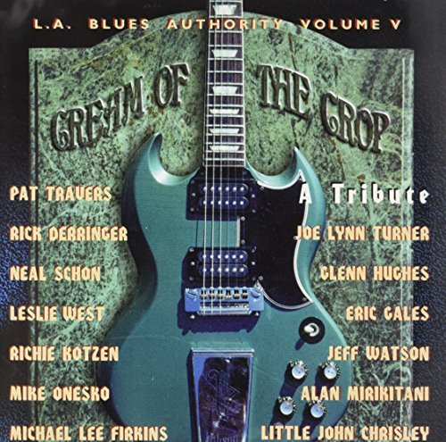 L.A. Blues Authority Vol. 5 Cream Of The Crop L.A. Blues Authority