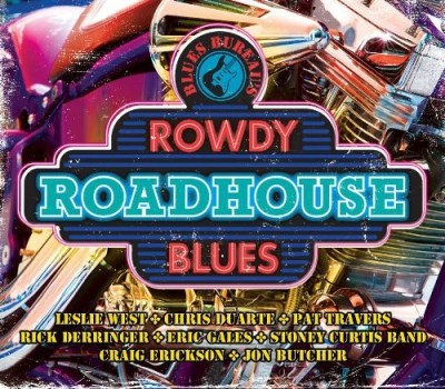 Blues Bureau's Rowdy Roadhouse Blues Bureau's Rowdy Roadhouse