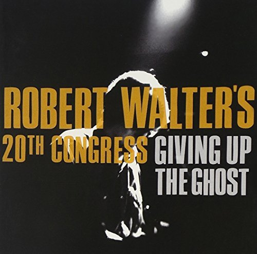 Robert 20th Congress Walter Giving Up The Ghost