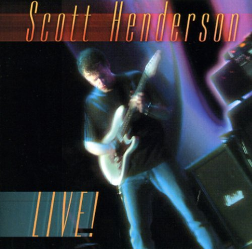 Scott Henderson Live 2 CD Set