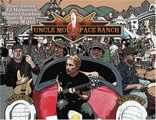 Uncle Moe's Space Ranch Moe's Town