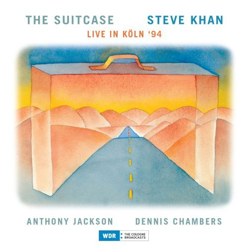 Steve Khan Suitcase Live In Koln '94 2 CD Set