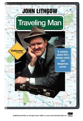 Traveling Man Lithgow Silverman Colin Glover Clr Nr