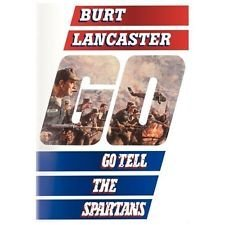 Go Tell The Spartans Lancaster Burt Clr Nr