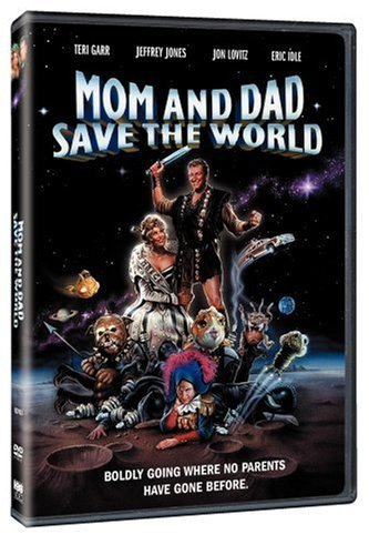 Mom & Dad Save The World Garr Jones Lovitz Rasulala Sha Clr Nr