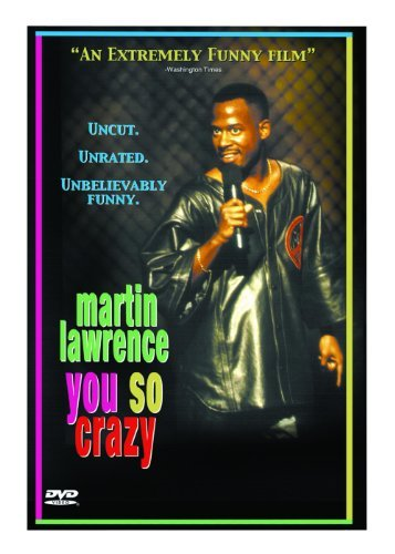 Martin Lawrence You So Crazy Clr Cc Dss Nr