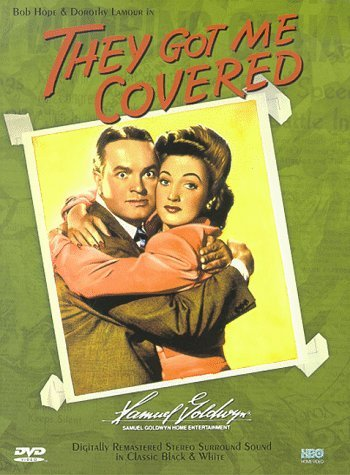 They Got Me Covered (1942) Hope Lamour Bw Cc St Mult Sub Keeper Nr