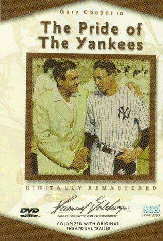 Pride Of The Yankees Cooper Wright Ruth