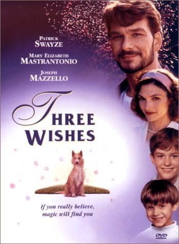Three Wishes Swayze Mastrantonio Mazzello G Clr Cc Pg