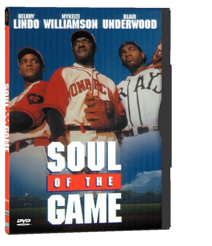 Soul Of The Game Lindo Williamson Underwood Her DVD Pg13