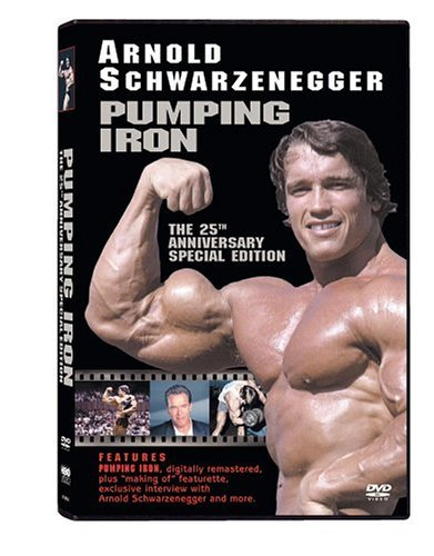 Pumping Iron 25th Anniversary Pumping Iron 25th Anniversary Clr Nr