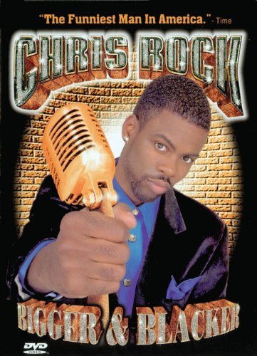 Chris Rock Chris Rock Bigger & Blacker Nr