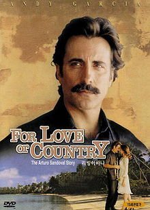 For Love Or Country Arturo San Garcia Maestro Estefan Paymer Clr Cc Dss Pg13