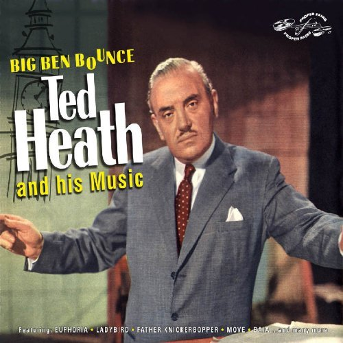 Ted & His Music Heath Big Ben Bounce 2 CD Set