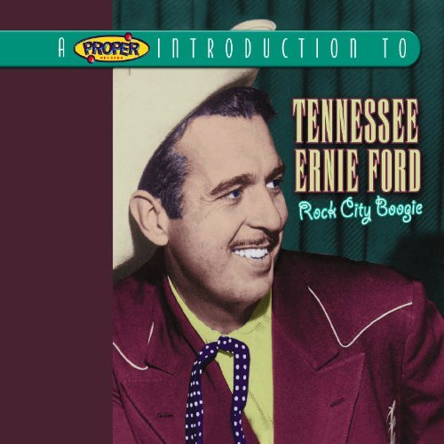 Ford Tennessee Ernie Rock City Boogie Remastered Digipak